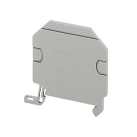 Separador para Borne SAK NSYTRAP22 2,5mm - 10mm Cinza Schneider