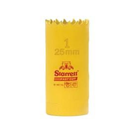 Serra Copo Bimetal Fast Cut 25mm Starrett