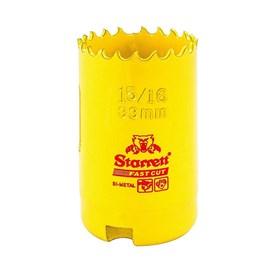 """Serra Copo Bimetal Fast Cut 33mm 1.5/16"""" Starrett"""