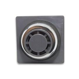 Sinalizador Sonoro 30mm 24VCA 85DB TBY-324 Metaltex