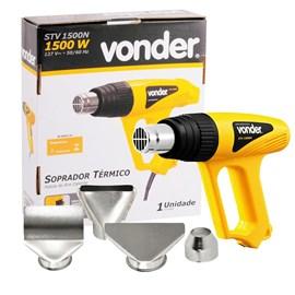 Soprador Térmico STV1500N 1500W 127V Vonder