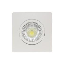 Spot de Embutir LED 3W Luz Branca Bronzearte