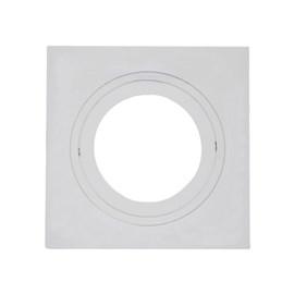 Spot de Embutir Quadrado AR 111 Branco Save Energy