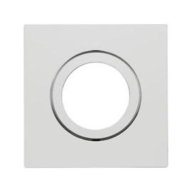 Spot de Embutir Quadrado Dicróica Branco Interlight