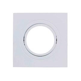 Produto Spot de Embutir Quadrado PAR 20 Branco Save Energy