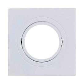 Spot de Embutir Quadrado PAR30 Branco Save Energy
