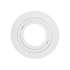 Spot de Embutir Redondo AR 70 Branco Save Energy