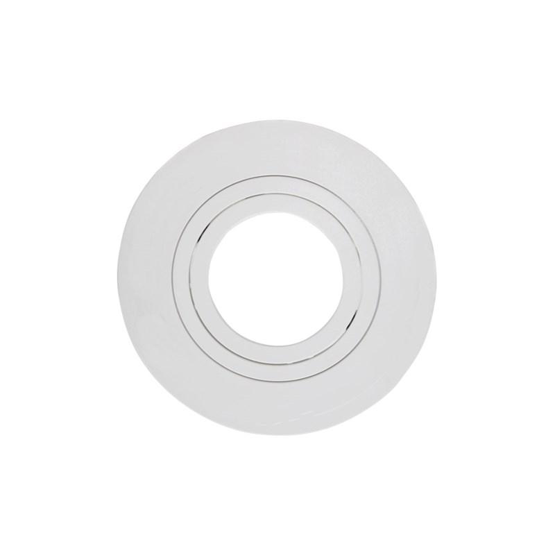 Spot de Embutir Redondo Dicróica Branco Save Energy