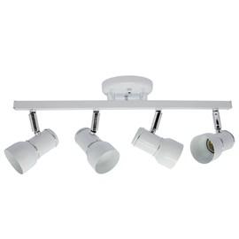 Spot de Sobrepor New 4 Lâmpadas Branco Dital