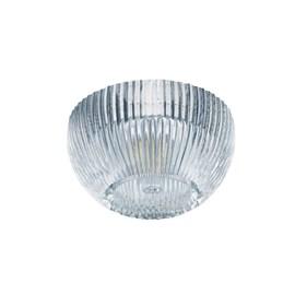 Spot/Plafon Embutido Cristal Transparente Bella