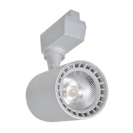 Spot Trilho LED Branco 10W Luz Branco Quente Bivolt Empalux