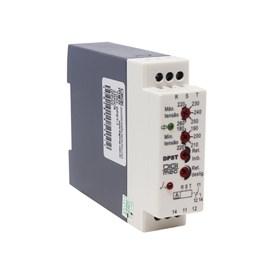 Supervisor de Redes Trifásico para F/Fase-Seq. -Sub.Sob Tensão 220V Digimec