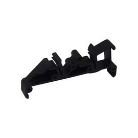 Suporte Montagem para PCI DIN 67,8 Pé Fêmea 9mm SP7-F Metaltex