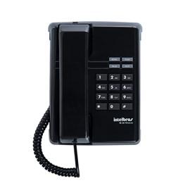Telefone Premium com Fio TC-50 Preto Intelbras