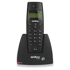 Telefone sem Fio TS-40ID Preto Intelbras