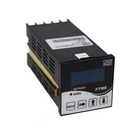 Temporizador Digital FTME Embutir 220VCA Digimec