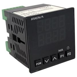 Temporizador Digital INV-20401 85-250VCA 75X75MM Inova