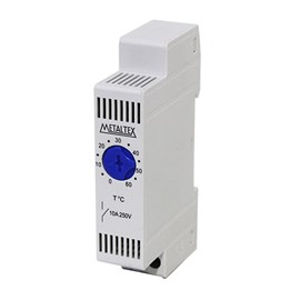 Termostato de Resfriamento para Quadro de Comando TRS-R 1NA Metaltex