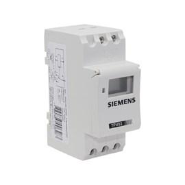 Timer Digital Para Trilho DIN Bivolt Siemens