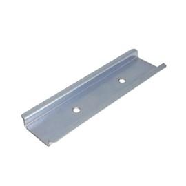 Trilho para Contatores 10cm Perfilado Liso Eletrorastro