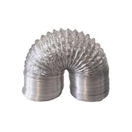Tubo Flexível para Exaustor 15cm Alumínio Otam