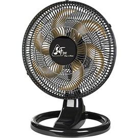 Ventilador de Mesa Soft 40cm Preto 127V Venti-Delta