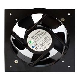 Ventilador de Painel 172X150X55 110/230V Embutido M145CA2HB Rolamento Maxtech