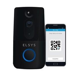 Vídeo Porteiro Wi-Fi ESL-VPW1 com Módulo Externo Elsys