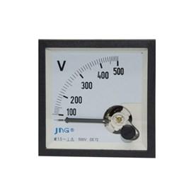 Voltímetro Analógico 500V 72X72MM CP-T72 Jng